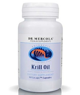 Dr. Mercola's Krill Oil (Essential Omega-3) (60 Capsules) • Mile High Vitamins