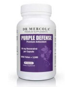 Dr. Mercola's Purple Defense (30 Capsules) • Mile High Vitamins