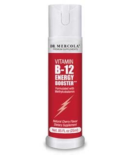Dr. Mercola's Vitamin B-12 Spray (Energy Booster) • Mile High Vitamins
