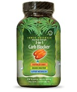 Irwin Naturals Maximum Strength 3-in-1 Carb Blocker • Mile High Vitamins