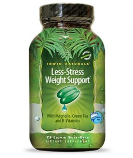 Irwin Naturals Less-Stress Weight Support • Mile High Vitamins