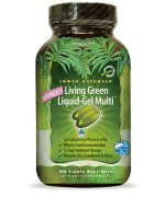 Irwin Naturals Living Green Liquid-Gel Multi for Women • Mile High Vitamins