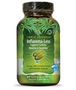 Irwin Naturals Inflamma-Less (80 Soft-Gels) • Mile High Vitamins