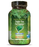 Irwin Naturals Triple-Tea Fat Burner (75 Soft-Gels) • Mile High Vitamins