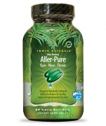 Irwin Naturals Aller-Pure (60 Soft-Gels) • Mile High Vitamins