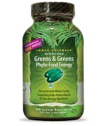 Irwin Naturals Greens and Greens Phyto-Food Energy • Mile High Vitamins