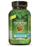 Irwin Naturals Fish Oil Pure (60 Soft-Gels) • Mile High Vitamins