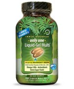 Irwin Naturals Only One Liquid-Gel Multi without Iron • Mile High Vitamins