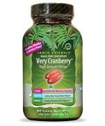 Irwin Naturals Very Cranberry (45 Soft-Gels) • Mile High Vitamins