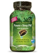 Irwin Naturals Power to Sleep PM (120 Soft-Gels) • Mile High Vitamins