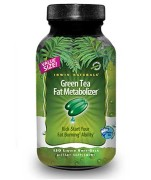 Irwin Naturals Green Tea Fat Metabolizer (150 Soft-Gels) • Mile High Vitamins