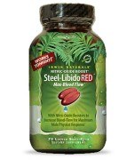 Irwin Naturals Steel Libido RED (75 Soft-Gels) • Mile High Vitamins