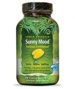 Irwin Naturals Sunny Mood (75 Soft-Gels) • Mile High Vitamins
