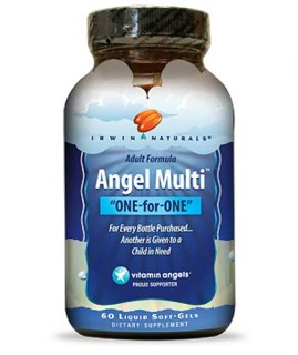 Irwin Naturals Angel Multi (One-for-One) (60 Soft-Gels) • Mile High Vitamins