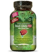 Irwin Naturals Steel-Libido RED (150 Soft-Gels) • Mile High Vitamins