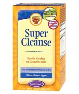Nature's Secret Super Cleanse (100 Tablets) • Mile High Vitamins