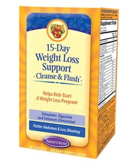 Nature's Secret 15-Day Weight Loss Support • Mile High Vitamins