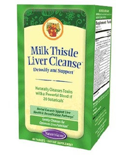 Nature's Secret Milk Thistle Liver Cleanse • Mile High Vitamins