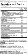 Nature's Secret Milk Thistle Liver Cleanse • Ingredients • Mile High Vitamins