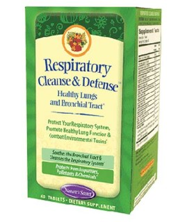 Nature's Secret Respiratory Cleanse and Defense • Mile High Vitamins
