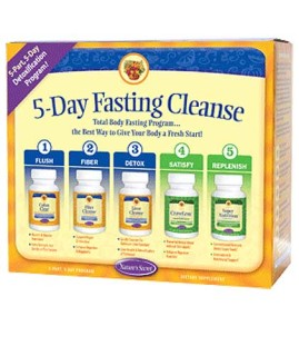 Nature's Secret 5-Day Fast & Cleanse • Mile High Vitamins