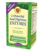 Nature's Secret 13 Powerful Food Digestion Enzymes • Mile High Vitamins