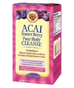 Nature's Secret Acai Power Berry Pure-Body Cleanse • Mile High Vitamins